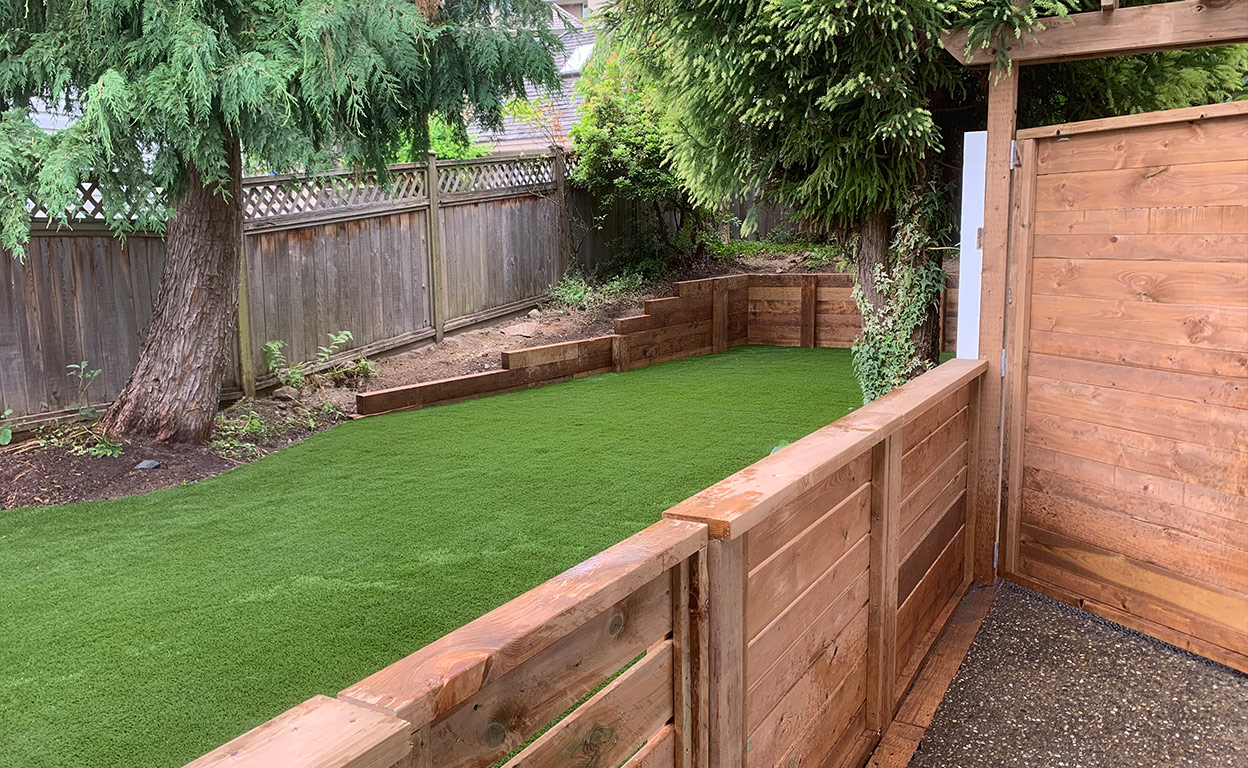 Artificial Grass is Flexible For Many Coquitlam Spaces