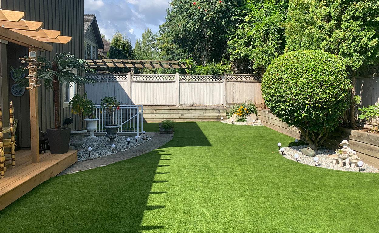 pet friendly artificial grass New Westminster Ace Turf