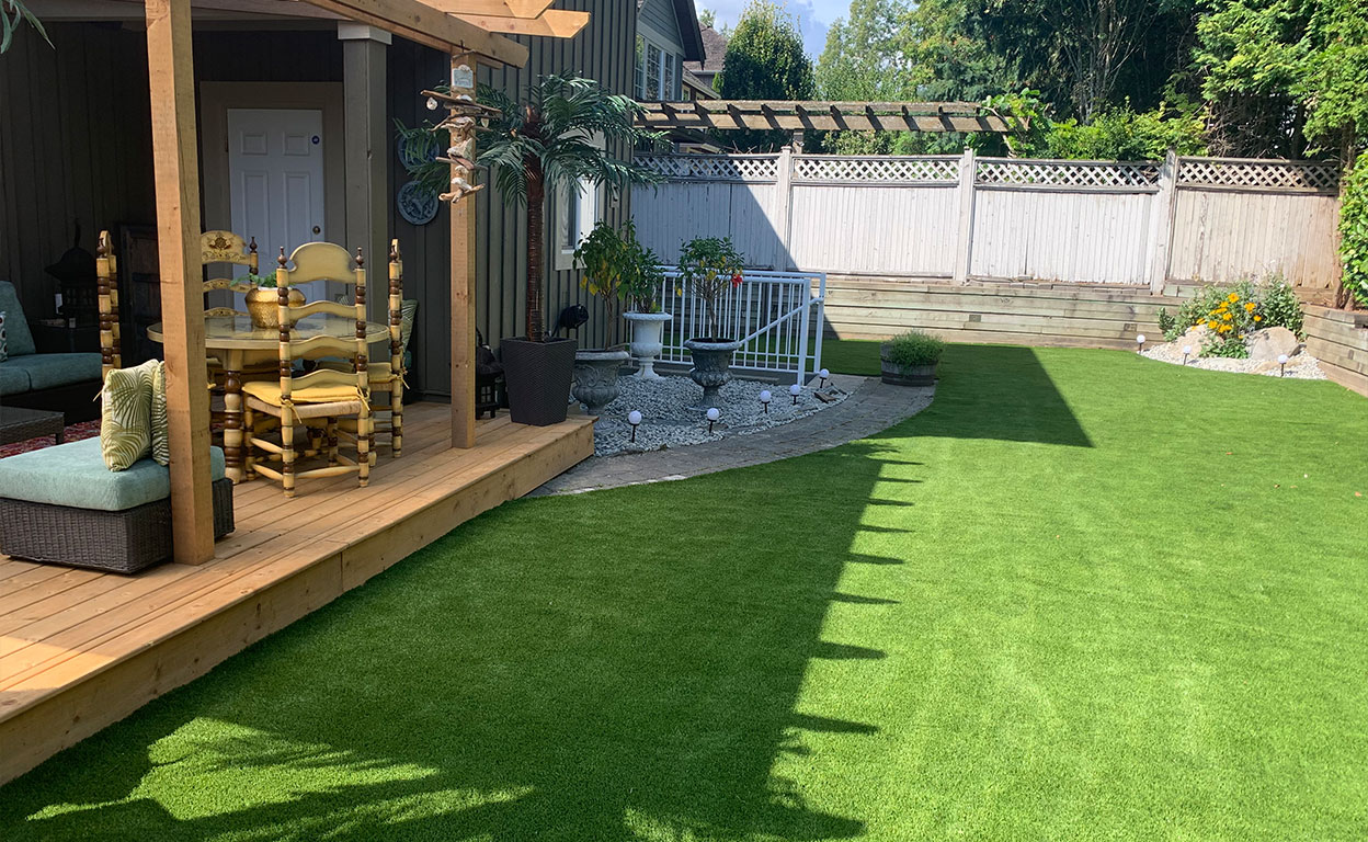 north vancouver artificial grass installer ace turf