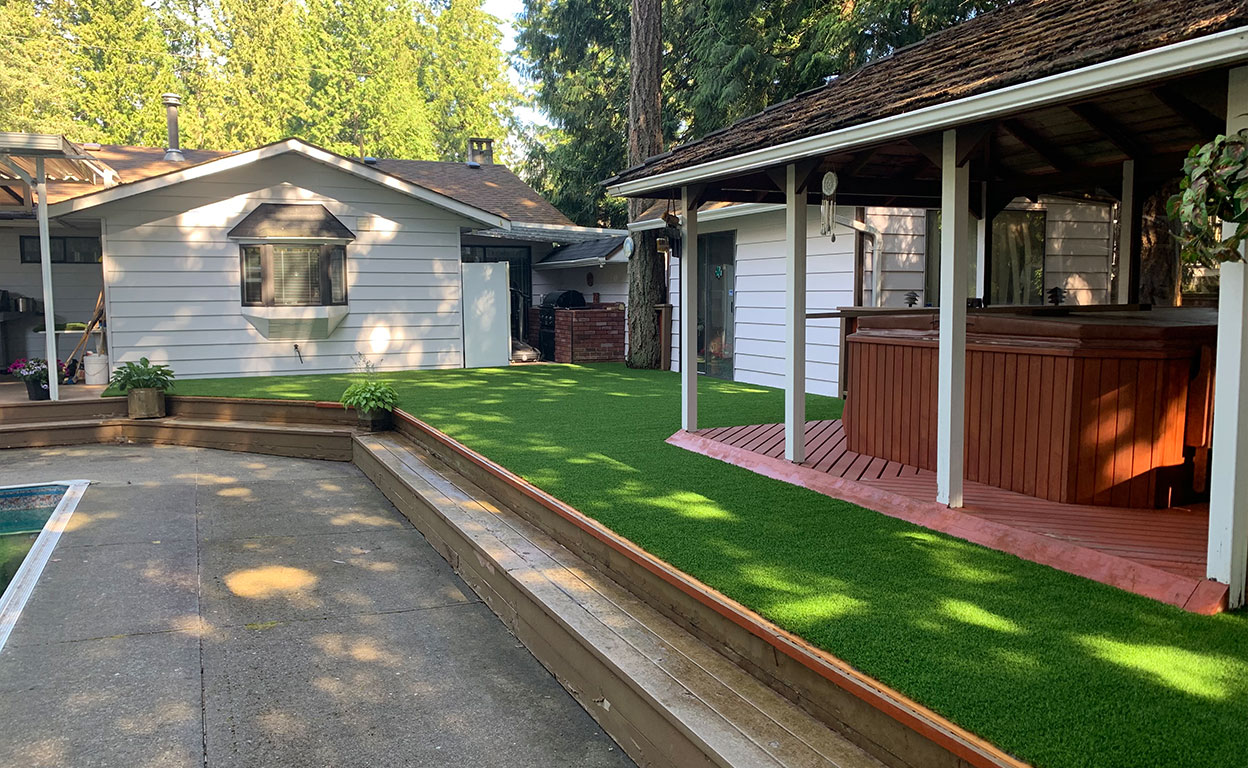 artificial grass White Rock BC Ace Turf