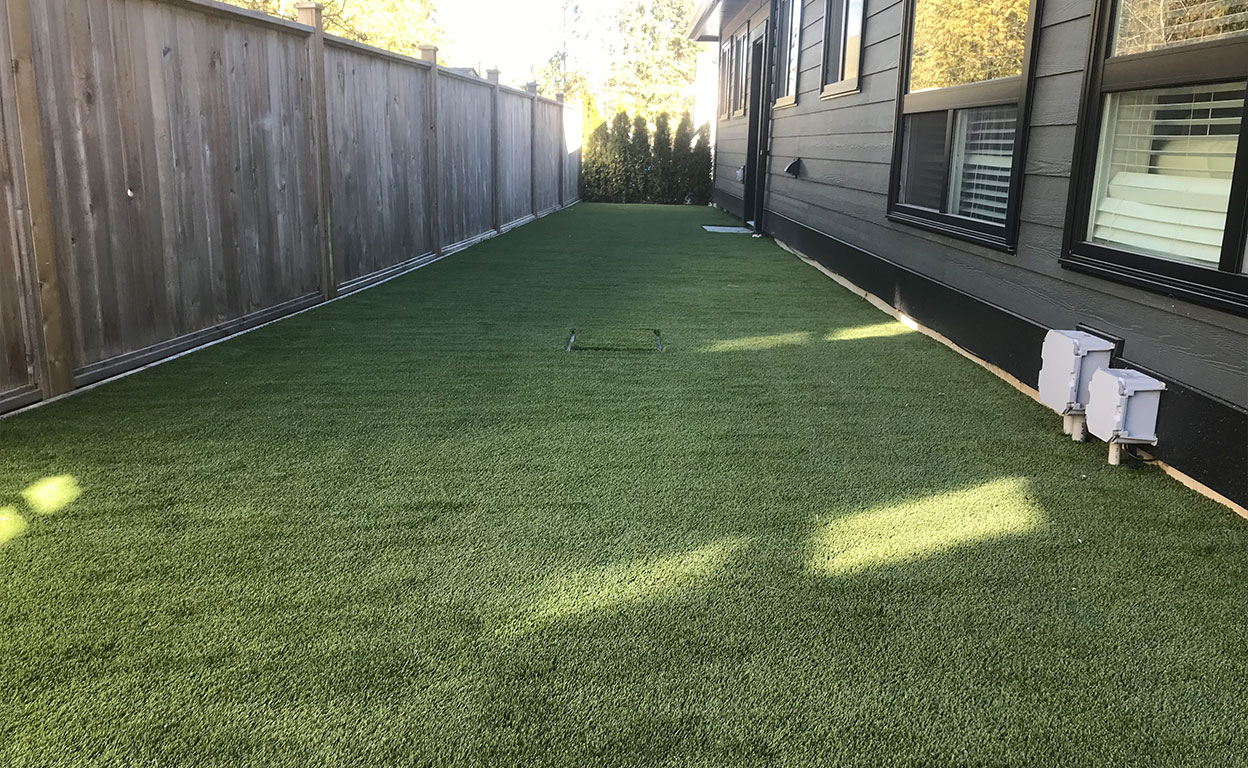 Artificial Grass is Flexible For Many Richmond Spaces
