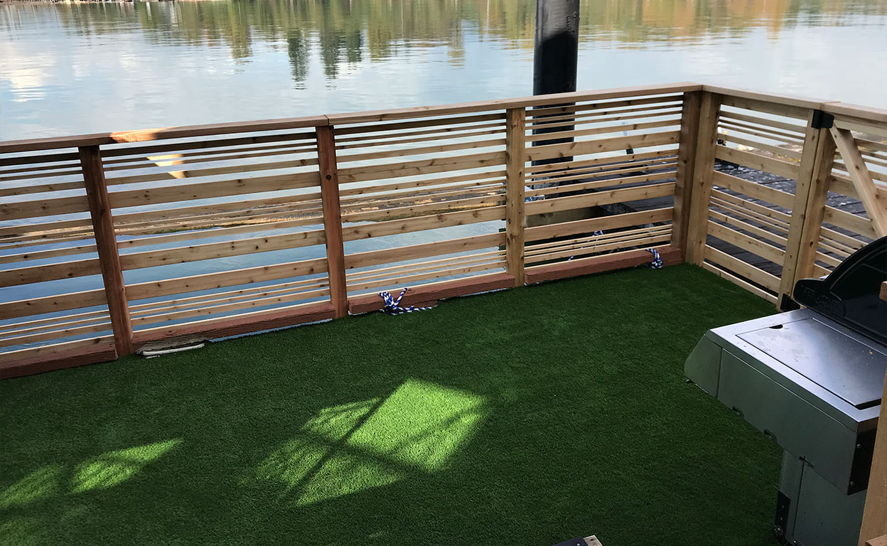 Artificial Grass is Flexible For Many North Vancouver Spaces